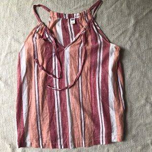 Stripped Old Navy Tank